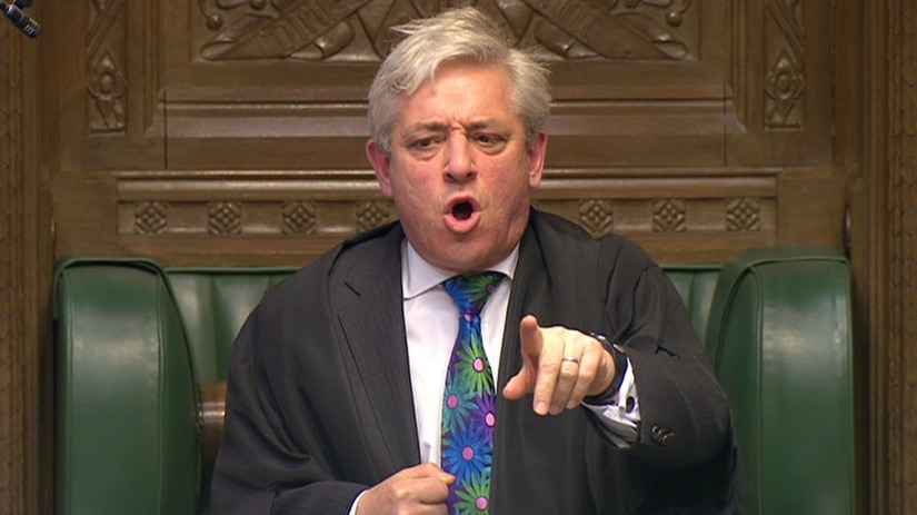 A Very British Coup – The Speaker of the House of Commons and the BrexitCrisis